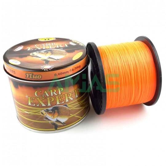 Леска Carp Expert Fluo orange