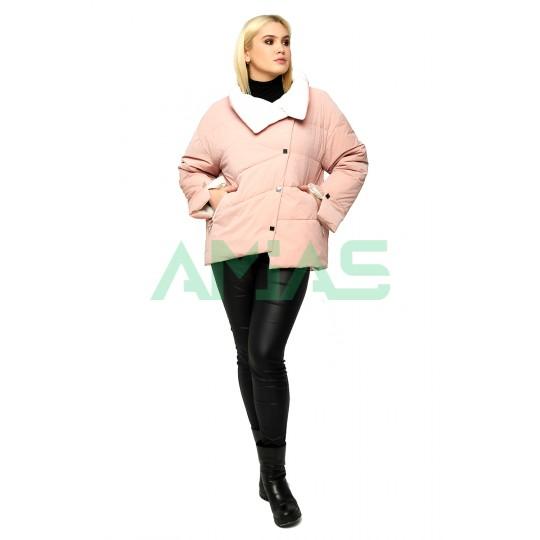 Куртка асимметричная демисезонная 863