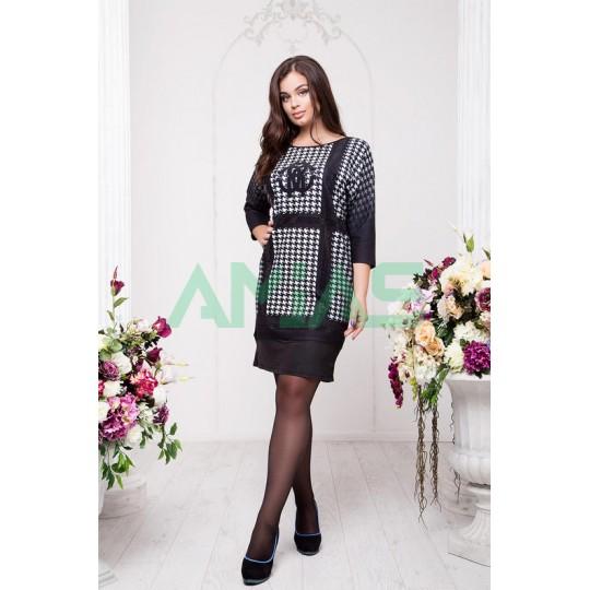 Трикотажное платье Roberto Cavalli, Арт. А47