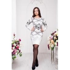 Белое платье Philipp Plein, Арт. А51