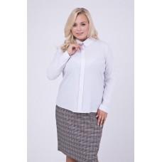 Белая блуза, арт. R1
