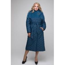 Зимнее женское пальто в пол, Riches Арт. 612