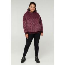 Женская курточка Мокрый мех Riches М 889
