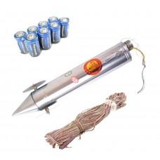 Торпеда металлическая (Комплект) +батарейки, +шнур
